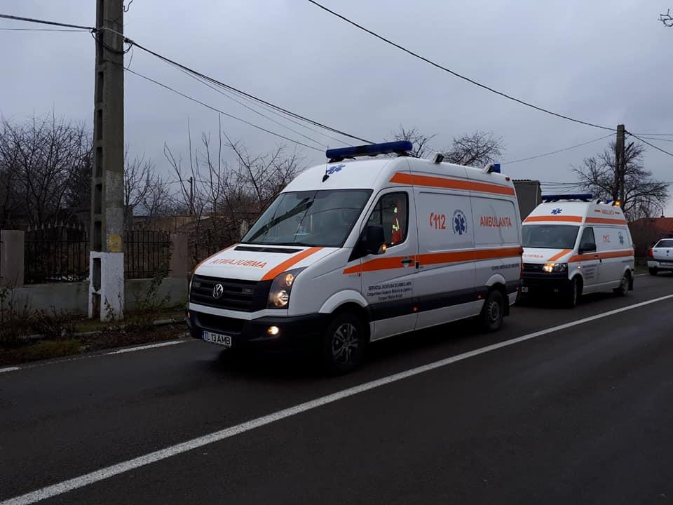 Sute de tulceni au apelat la Serviciul de Ambulanţă de Revelion