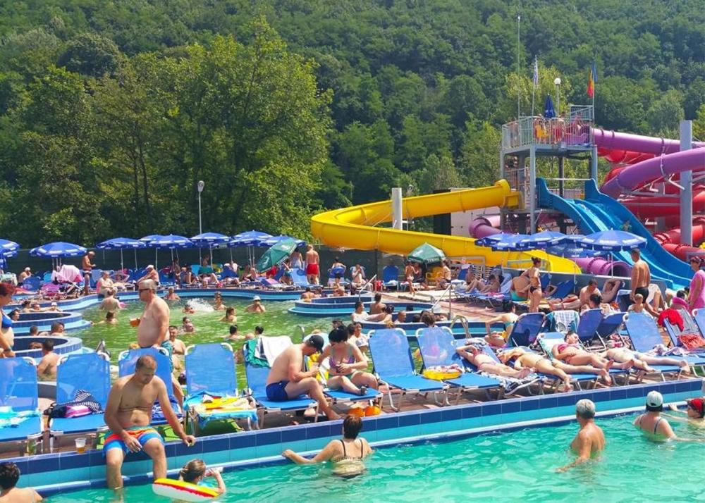 Tulcenii vor avea un aquapark lângă Satul Pescăresc