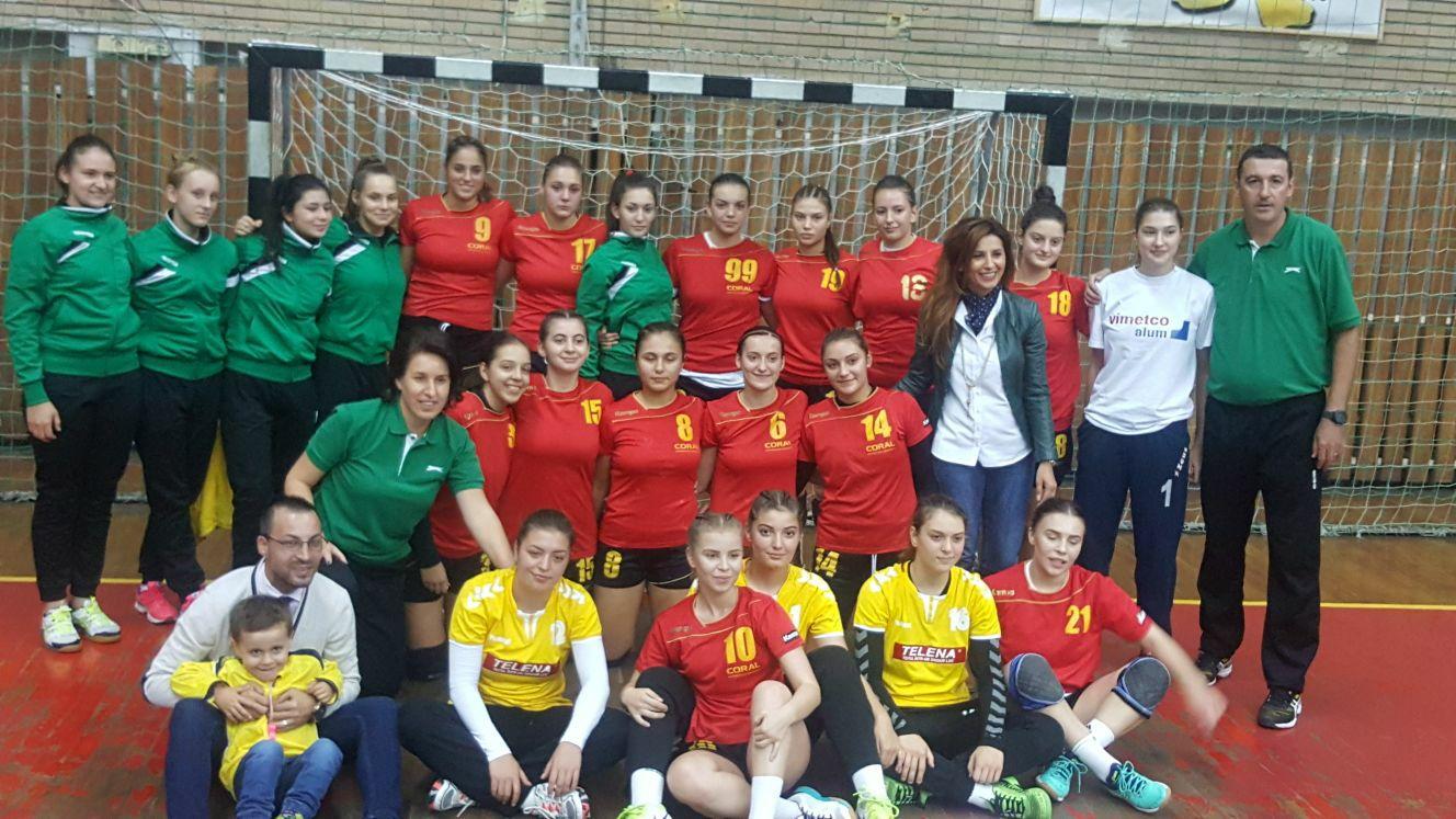 Un nou proiect în handbal: HC Delta Tulcea vrea să joace în Europa