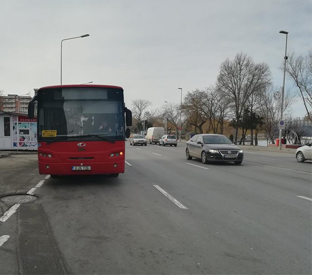 Guvernul a aprobat Ordonanţa de Urgenţă prin care autobuzele împrumutate pot circula legal în municipiu