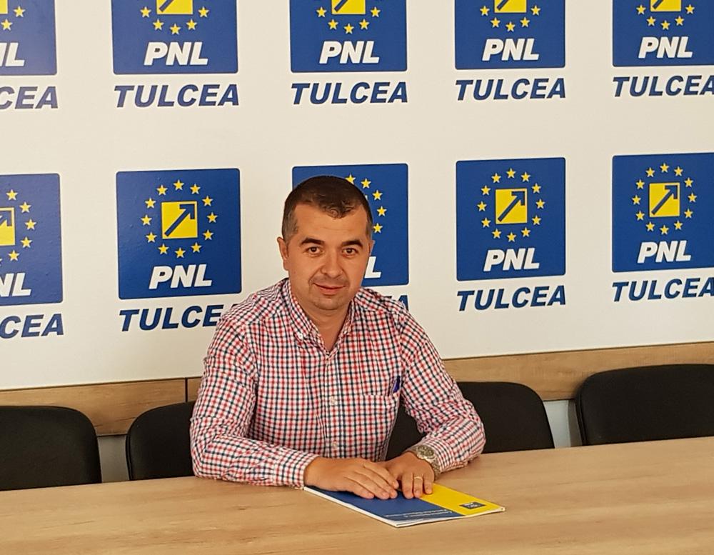 Preşedintele PNL Ştefan Ilie ia în calcul să candideze la funcţia de primar al municipiului