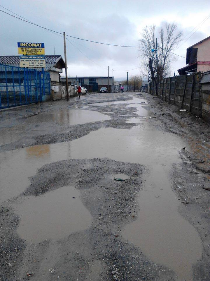 Strada Forestierului va fi reabilitată temporar