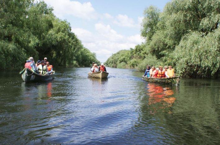 În jur de 4.000 de turişti sunt aşteptaţi de Paşte în Delta Dunării