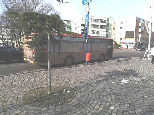 Autorităţile din Alba-Iulia au solicitat returnarea autobuzelor trimise la Tulcea