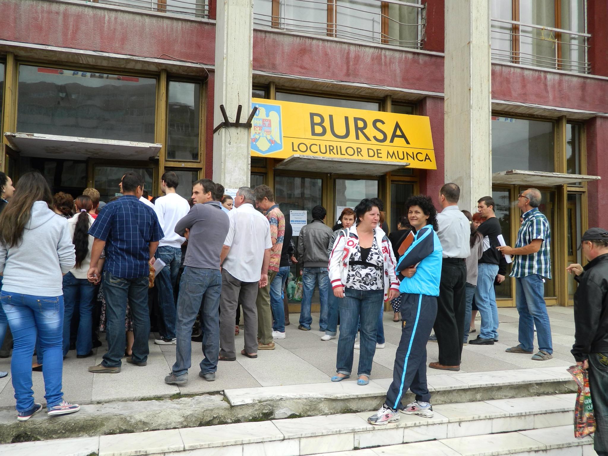 """Peste 600 joburi oferite tulcenilor la """"Bursa Generală a Locurilor de Muncă"""""""
