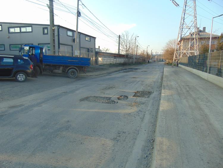 Străzile Energiei, Gazelei şi Corneliu Gavrilov, din municipiu intră în reabilitare