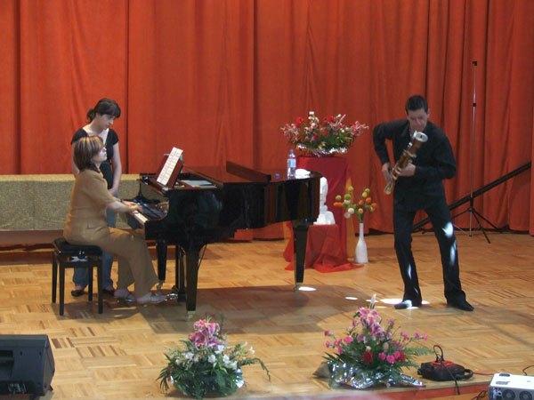 """Începe Concursul Internaţional de Interpretare Muzicală """"George Georgescu"""""""