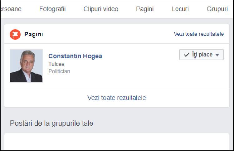Un escroc i-a furat identitatea primarului Hogea