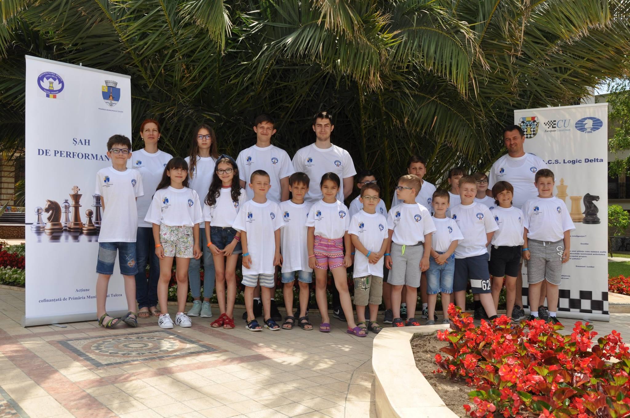 FISCA 2018, competiţie internaţională de şah.