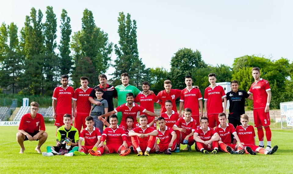 Fotbal: Delta Aegyssus, în semifinalele Campionatului Naţional U19