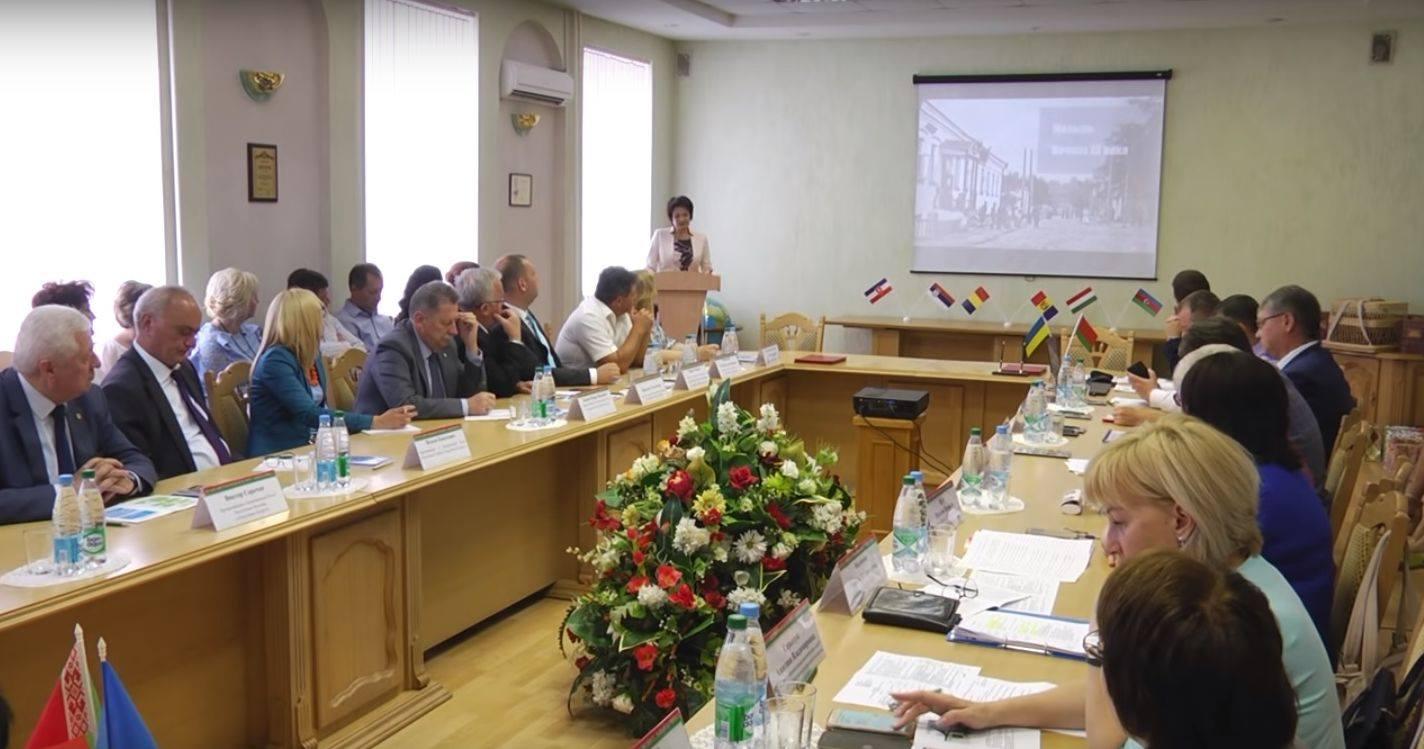 Înţelegere de Cooperare între judeţul Tulcea şi Raionul Mozyr