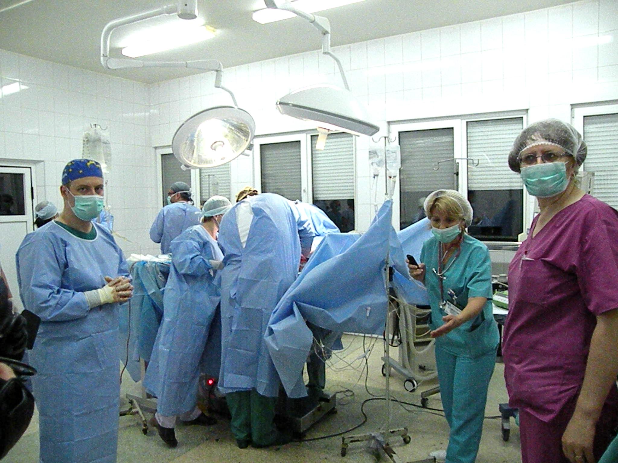 Programul de prelevare de organe de la Spitalul Judeţean s-a dizolvat în aşteptarea unui cadru legal stimulativ