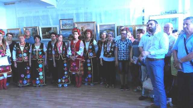 Comunitatea ucraineană din Tulcea a celebrat cea de a 27-a aniversare a Independenţei de stat a Ucrainei