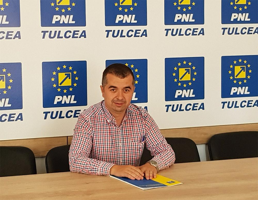 """Preşedintele PNL Tulcea, Ştefan Ilie: """"Nu se pune problema înlăturării din funcţie a preşedintelui Ludovic Orban"""""""