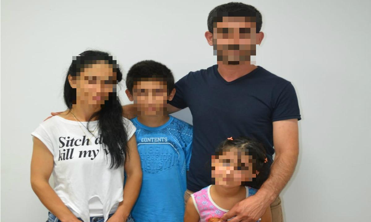 Patru cetăţeni turci, opriţi la Chilia Veche
