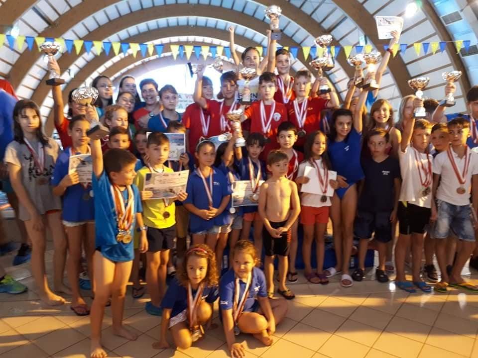 Cupa Dobrogei la înot, ediţie în premieră la Tulcea: