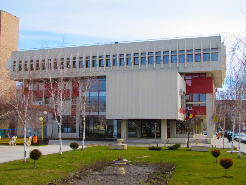 """Ziua Bibliotecii Judeţene """"Panait Cerna"""" Tulcea"""