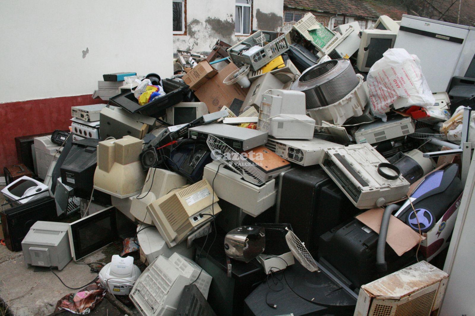 Ofertă pentru tulceni: vouchere cadou în schimbul deşeurilor electrice şi electronice