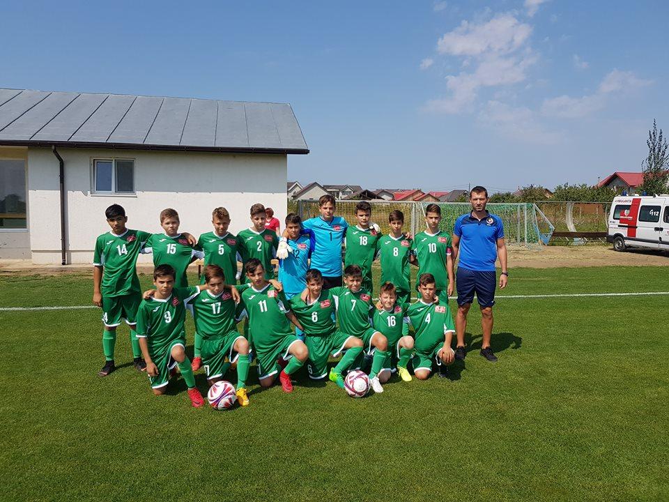 Turneul Cupa Speranţelor Under 14
