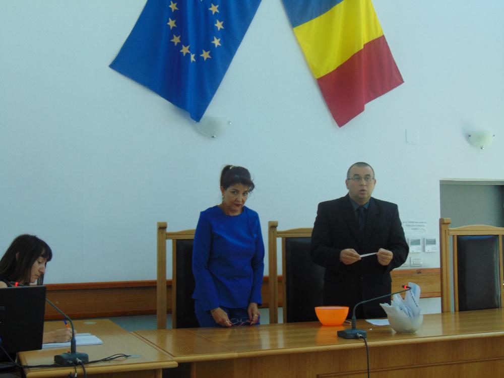 Referendum pentru familie: Judecătorul Daniel Nicola Gheorghiu, desemnat preşedintele Biroului Electoral de Circumscripţie nr. 38
