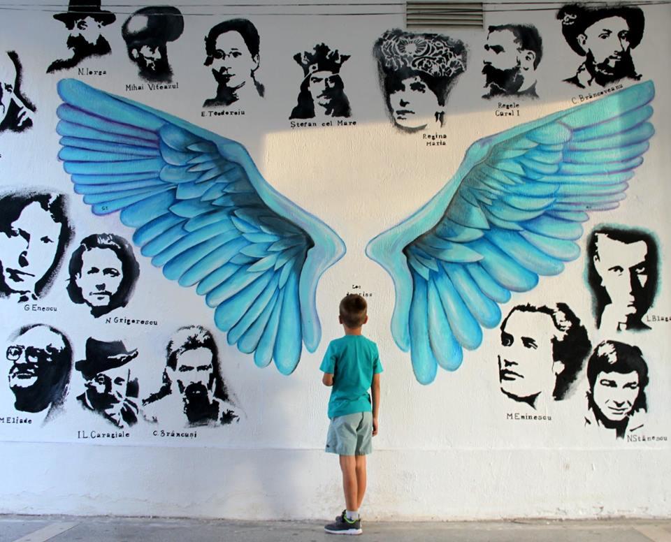 """Tulcenii pot prinde aripi în """"Locul de prins aripi"""""""
