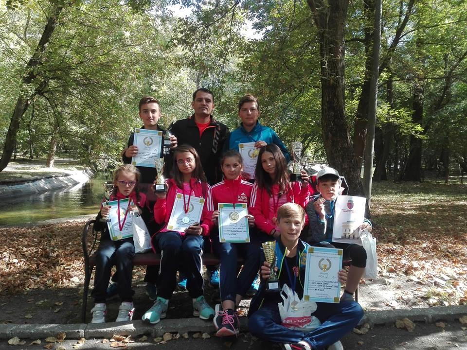 Atleţii din Chilia, zeci de medalii de aur, argint şi bronz într-un maraton competiţional