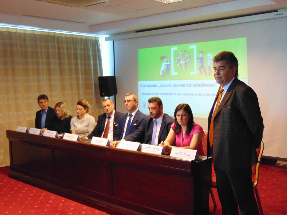 Conferinţă regională la Tulcea