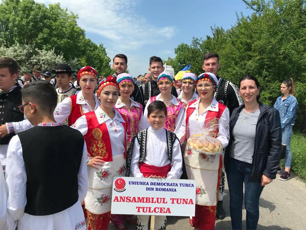 O Tulce a armoniei etnice – turcii