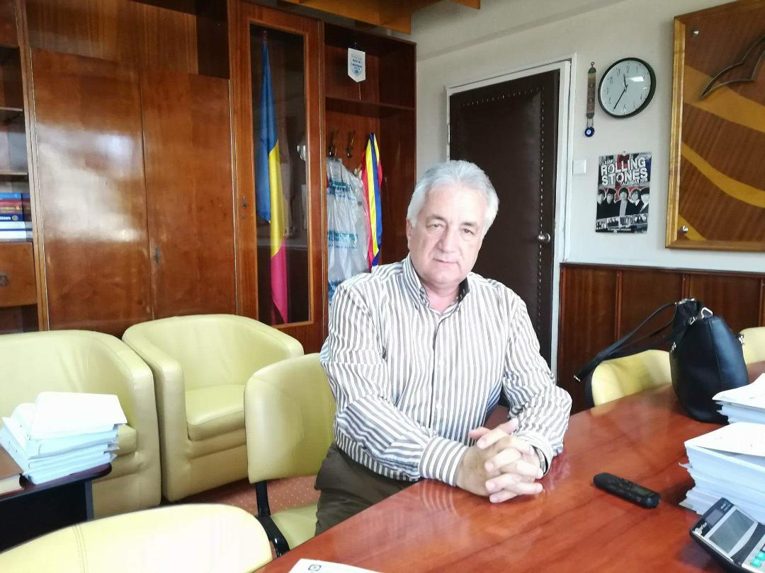 """Primarul Hogea: """"Deocamdată nu s-a luat în discuţie mărirea taxelor"""""""