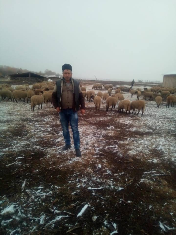 Deocamdată, Ciobanii din Grindu au renunţat la protestul extrem