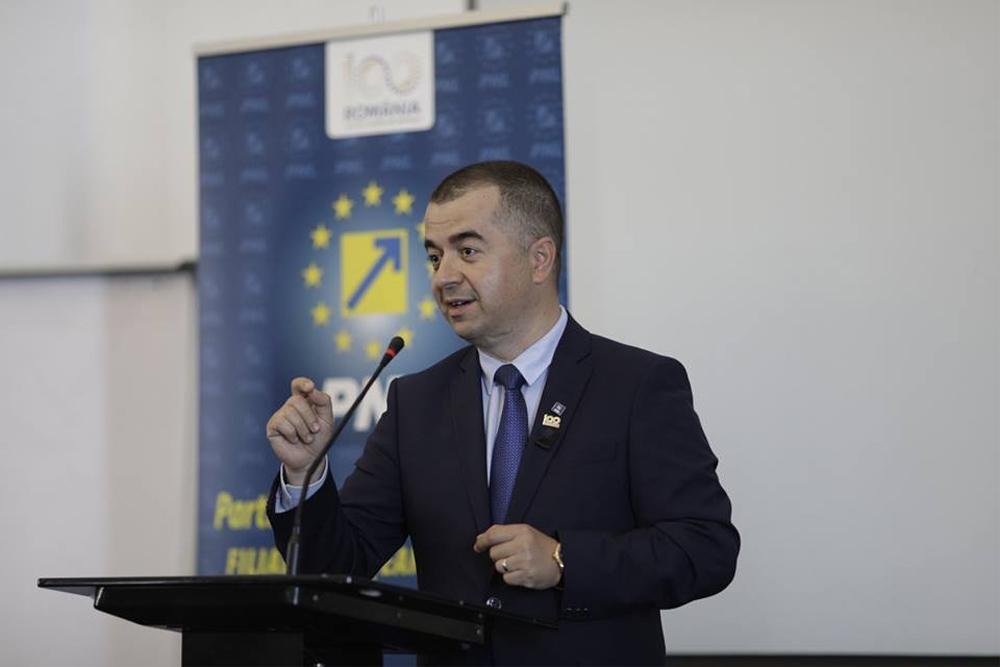 Consilierii locali liberali, în vizorul preşedintelui PNL Tulcea, Ştefan Ilie