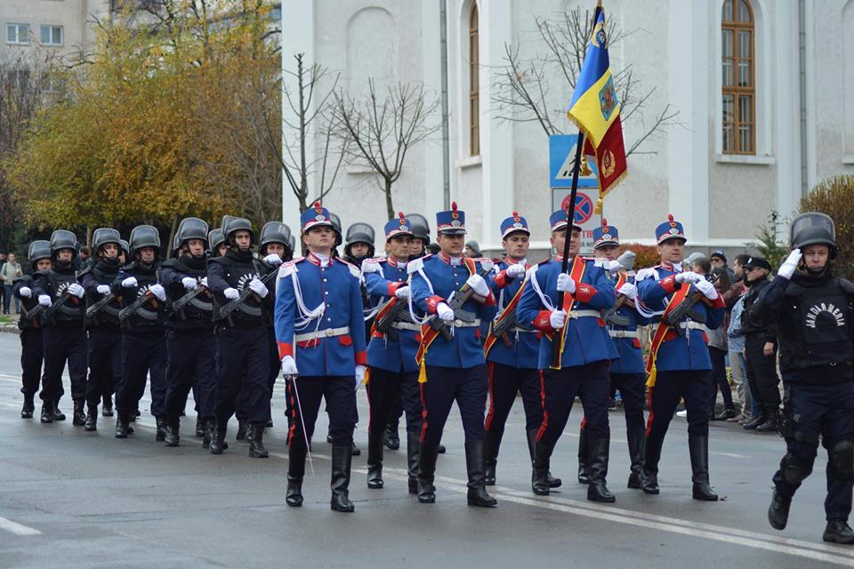Ziua Naţională a României, sărbătorită de sute de tulceni
