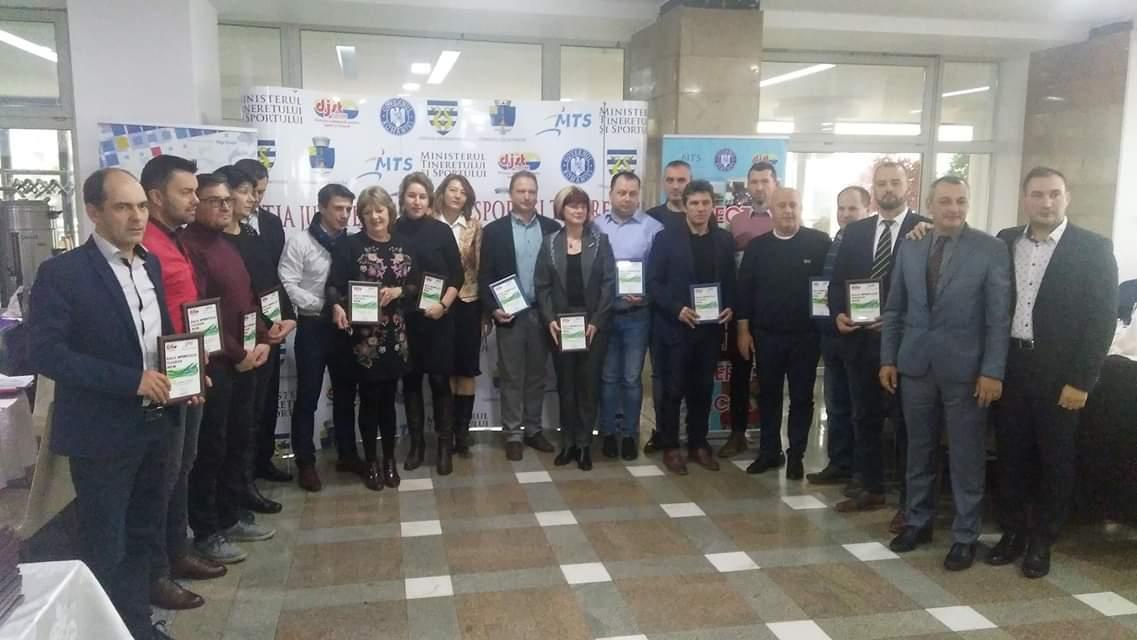 Cei mai buni sportivi ai anului 2018, premiaţi la Gala Sportului Tulcean