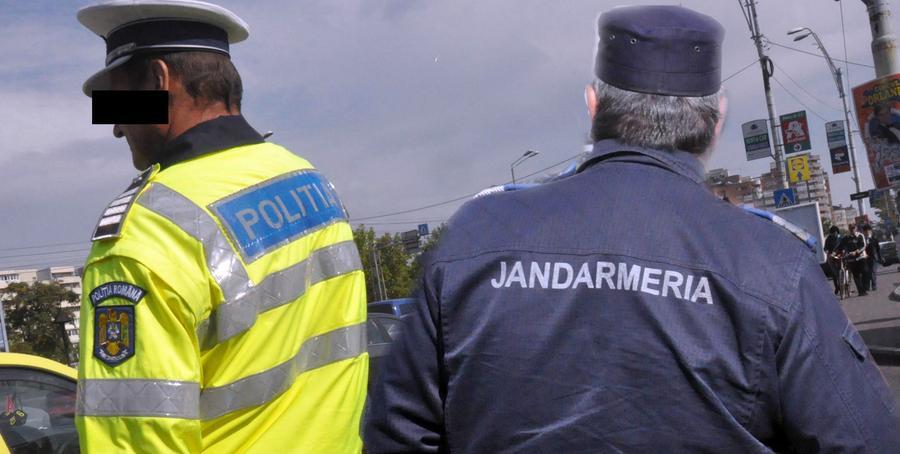 Poliţişti şi jandarmi tulceni, la datorie de sărbători