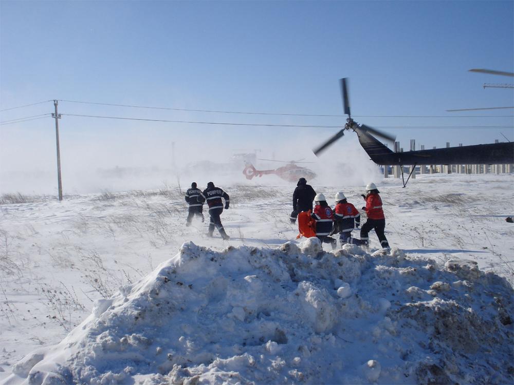Iarna bate la uşă: peste 150 de persoane hemodializate şi 145 de gravide, în atenţia autorităţilor