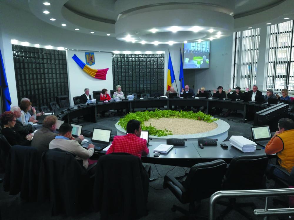 Taxele şi impozitele 2019, votate în Consiliul Local