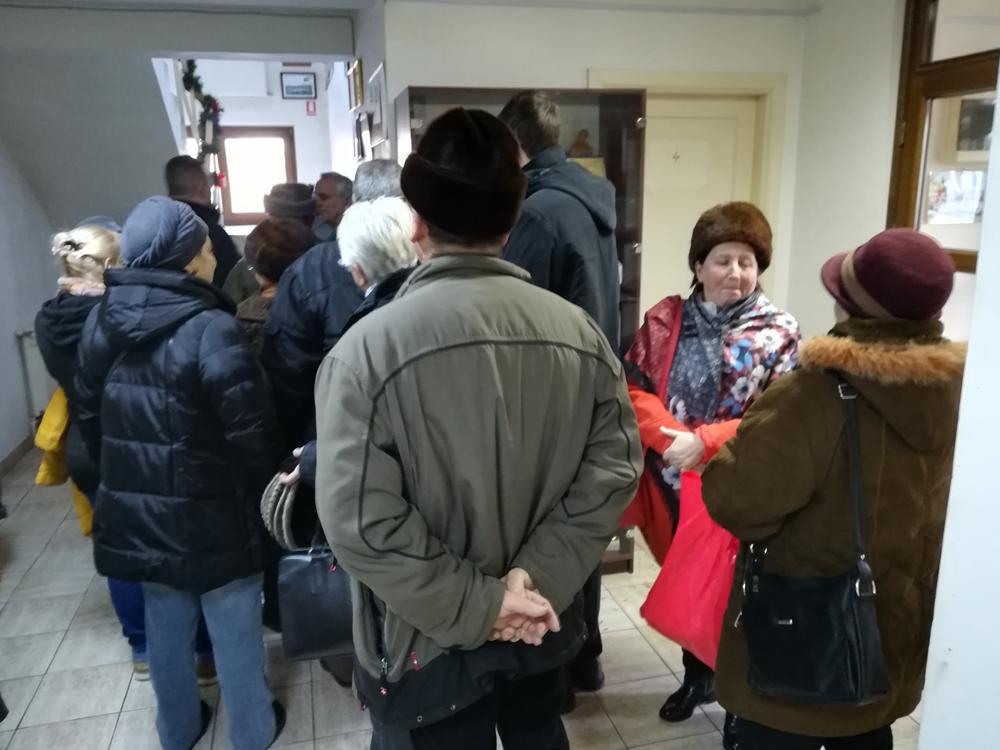 Biletele pentru Revelionul Pensionarilor s-au dat ca pâinea caldă