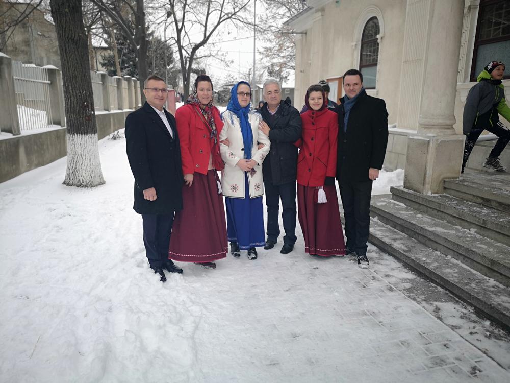 Ruşii-lipoveni sărbătoresc zilele acestea Crăciunul
