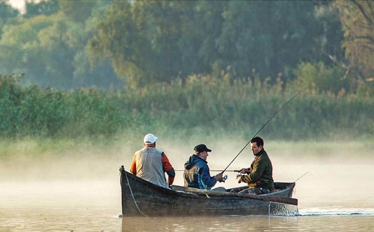 """Următoarea mare concesiune în Deltă ar putea veni îmbrăcată în camuflaj """"catch and release"""""""