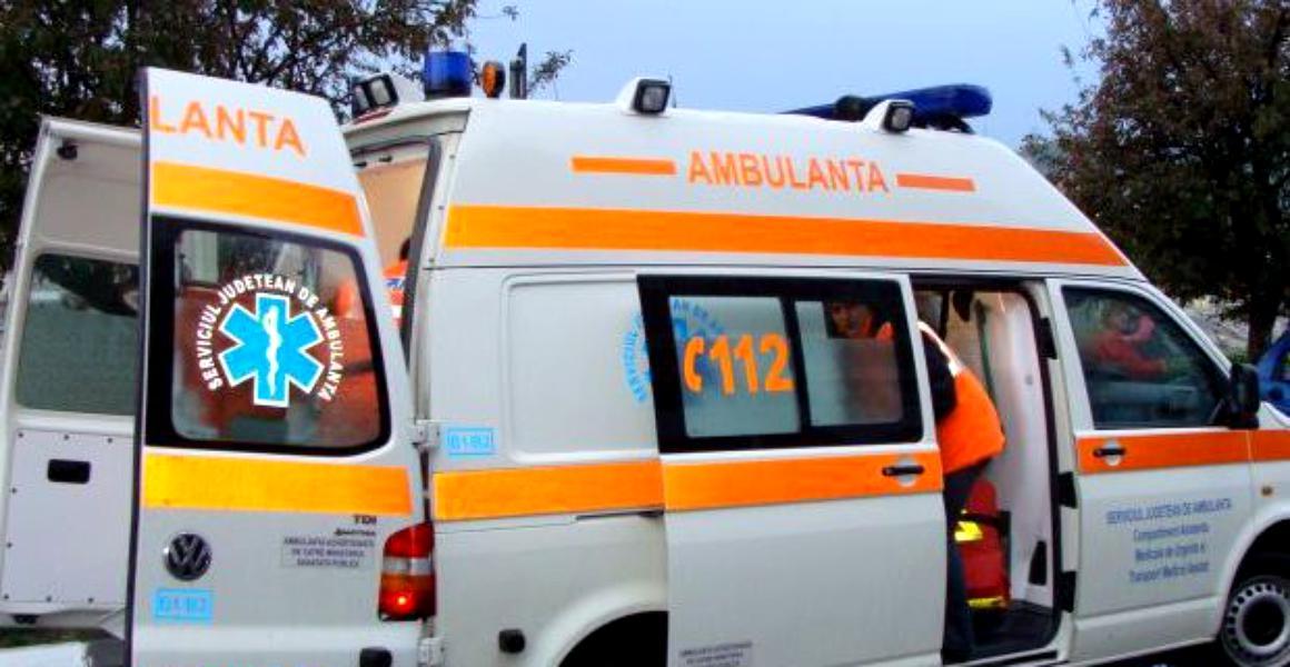 Zeci de tulceni au solicitat Serviciul de Ambulanţă în noaptea dintre ani