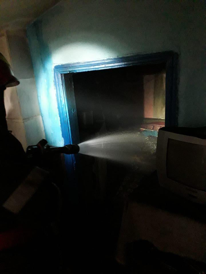 Caz şocant la Horia: Un bărbat a murit după ce a dat foc la casă