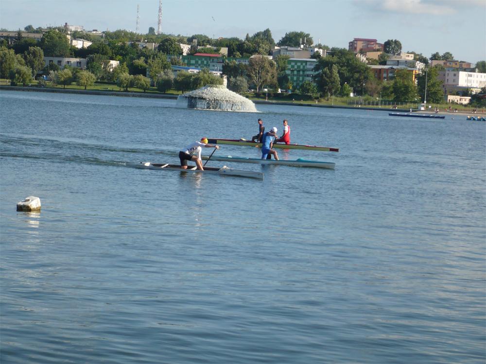 Ştacheta rămâne sus: țel îndrăzneţ pentru secţia de kaiac-canoe de la CSM Danubiu la Campionatul Naţional de primăvară