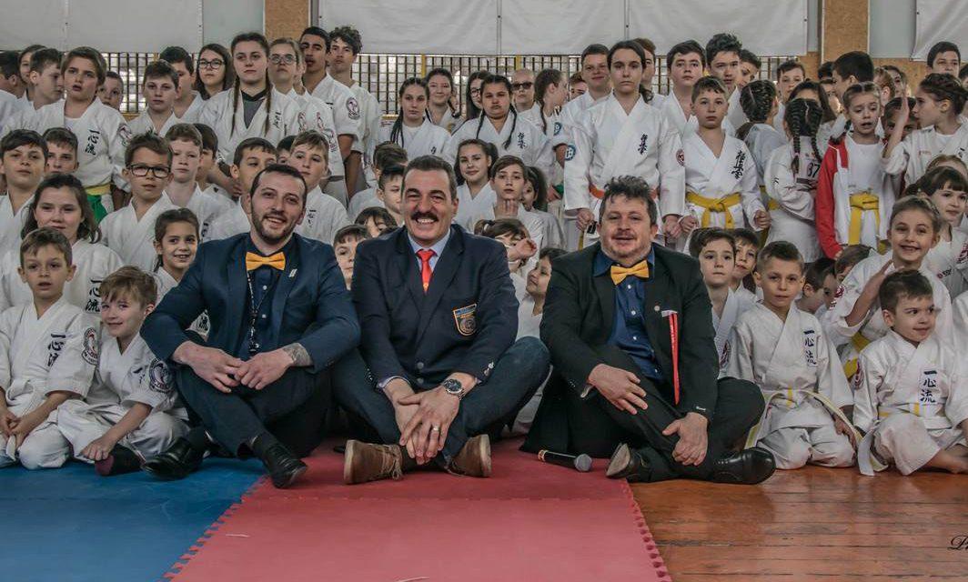 Elevii maestrului Nicolaie Pănuţă au ocupat podiumul la Cupa Moldovei