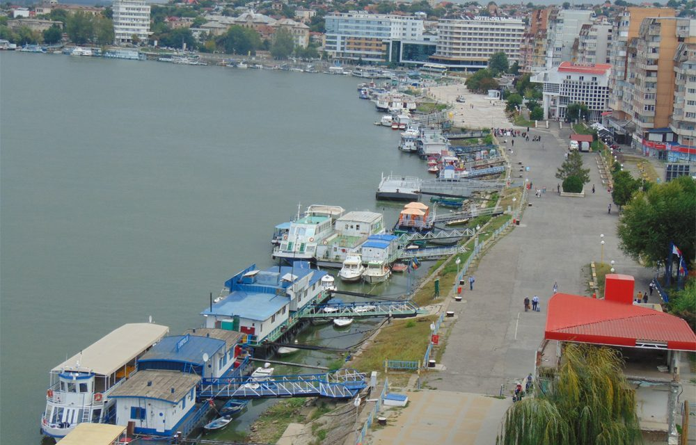 Lucrările de reabilitare a falezei Dunării ar putea începe în septembrie