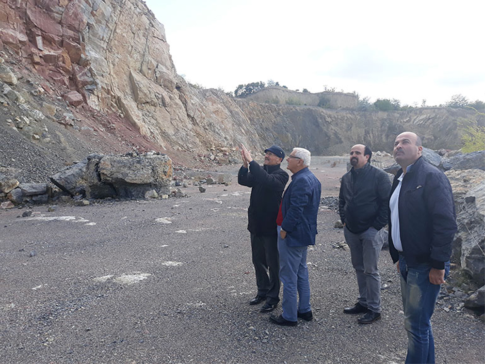 Parcul geologic din Tulcea ar putea fi cel mai mare din România