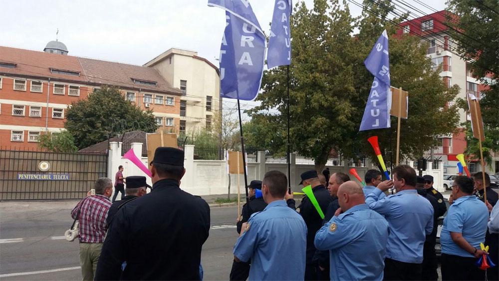 Angajaţii Penitenciarului Tulcea ar putea protesta