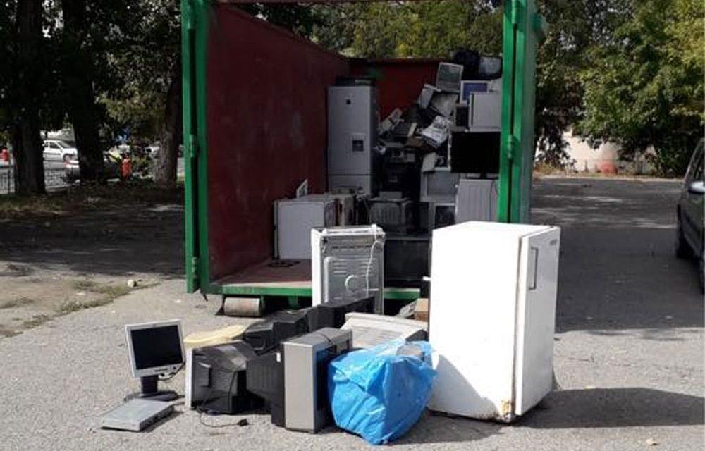 Astăzi se dă startul campaniei de colectare selectivă a deşeurilor