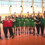 Handbalistele de la CSS Tulcea vor o medalie la Turneul Final al Speranţelor