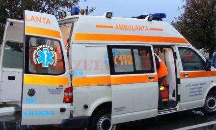 Ambulanţa Tulcea, suprasolicitată: aproape 500 de intervenţii de Paşti