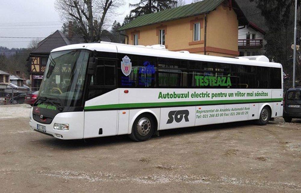 Undă verde pentru achiziţionarea de autobuze noi în Tulcea!
